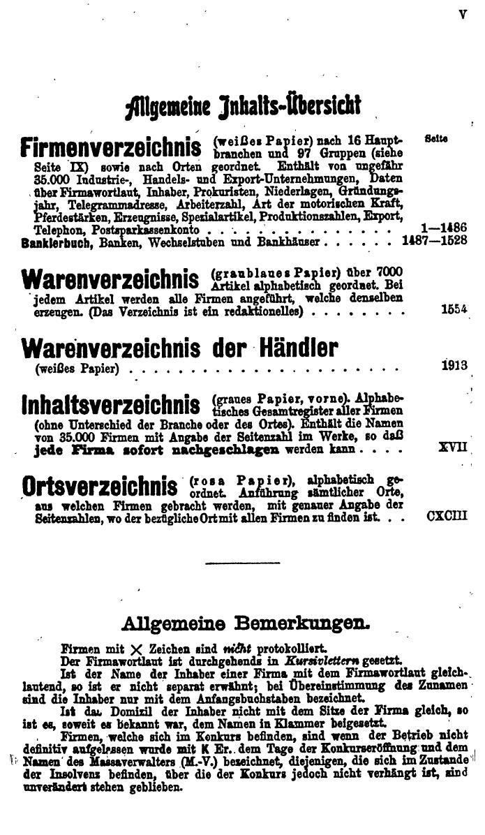 Compass. Finanzielles Jahrbuch 1923, Band V: Tschechoslowakei. - Page 17