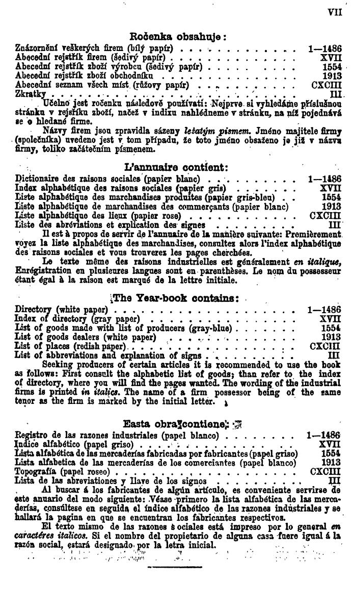 Compass. Finanzielles Jahrbuch 1923, Band V: Tschechoslowakei. - Page 19