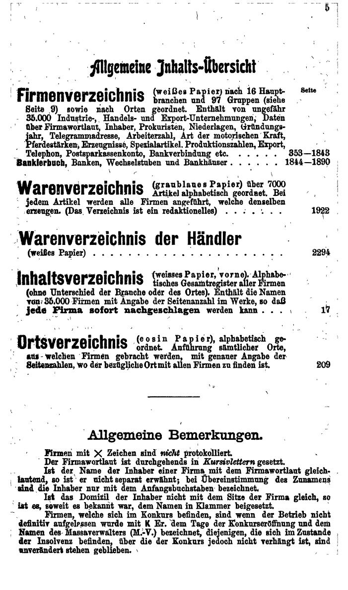Compass. Finanzielles Jahrbuch 1924, Band V: Tschechoslowakei. - Page 9