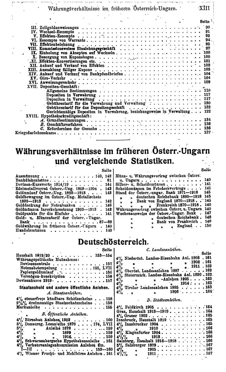 Compass 1920, I. Band, Teil 1 - Page 19
