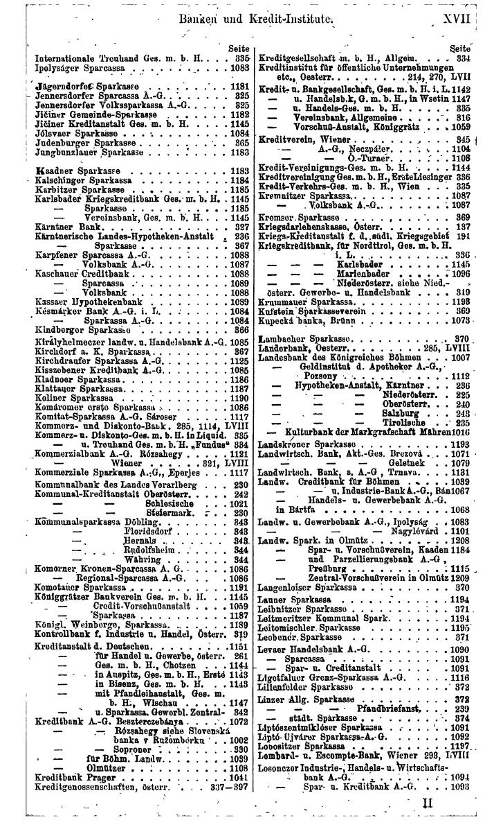 Compass 1920, I. Band, Teil 1 - Page 23