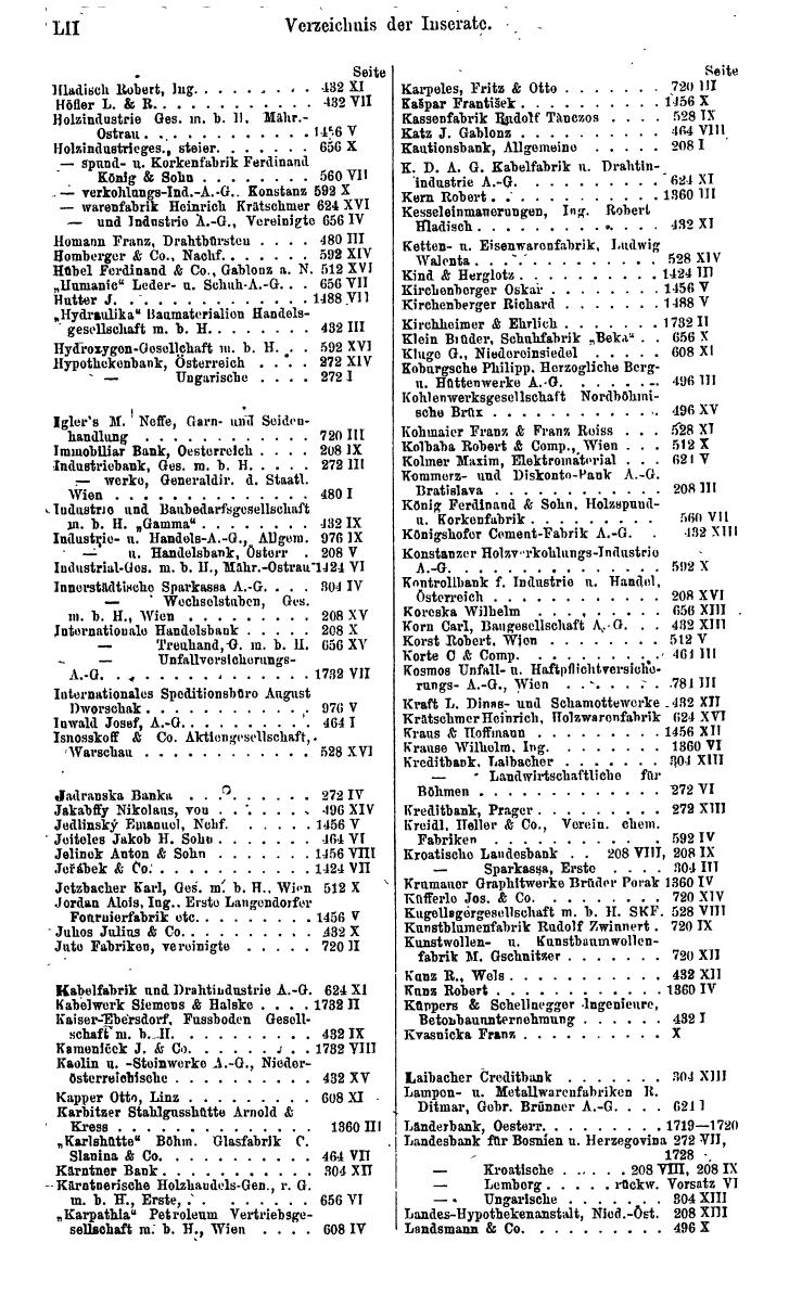 Compass 1920, I. Band, Teil 1 - Page 58