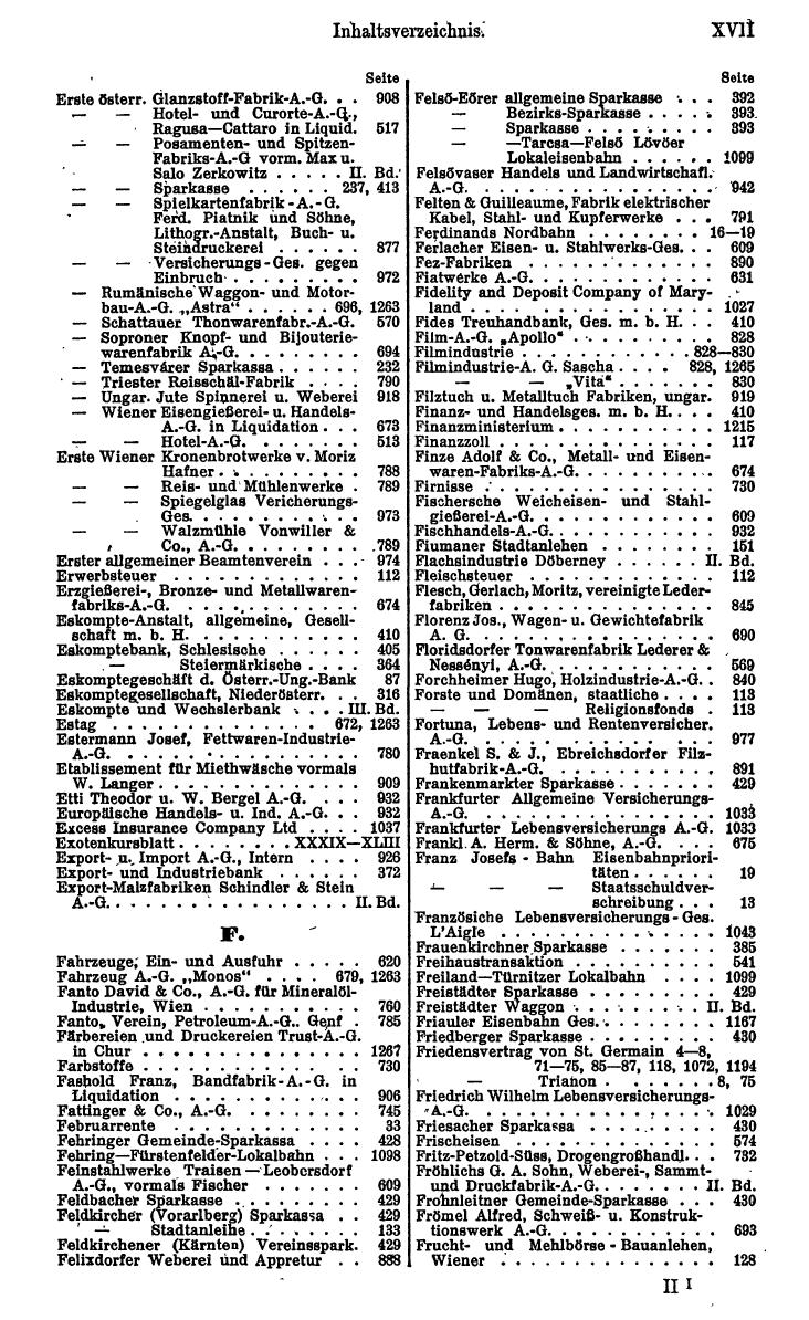 Compass 1922, I. Band, Teil 1 - Page 21