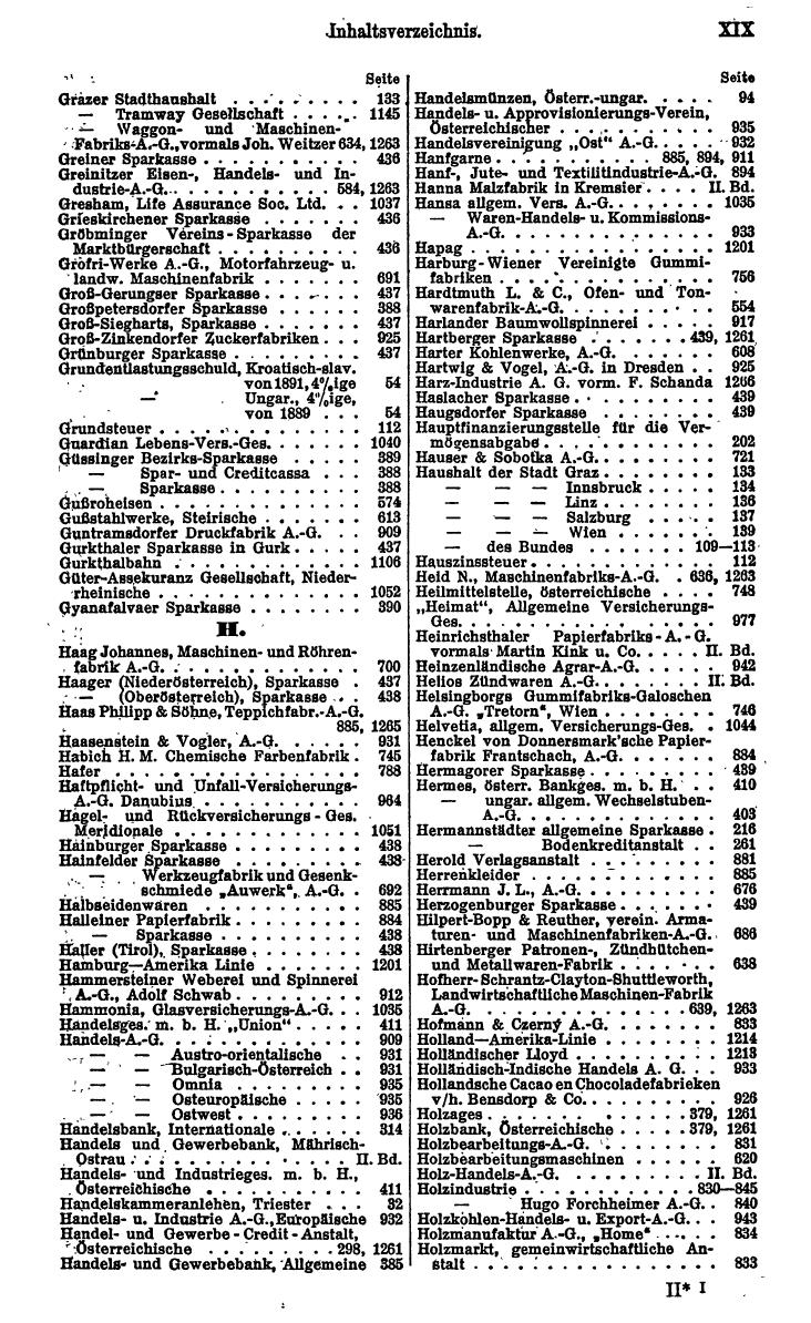 Compass 1922, I. Band, Teil 1 - Page 23