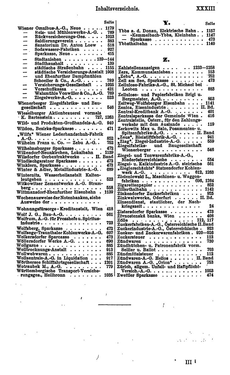 Compass 1922, I. Band, Teil 1 - Page 37
