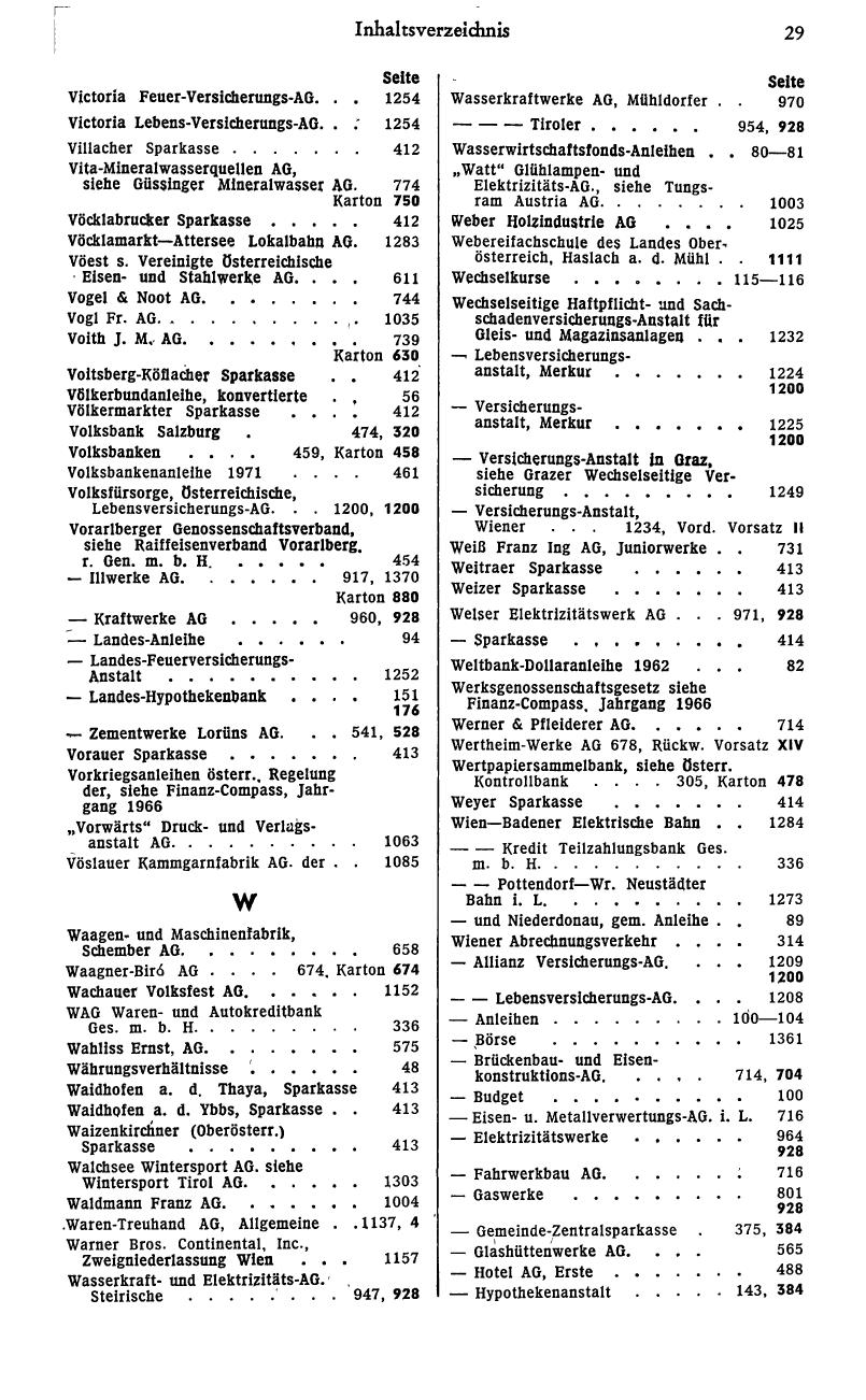 Finanz-Compass 1972 - Page 43