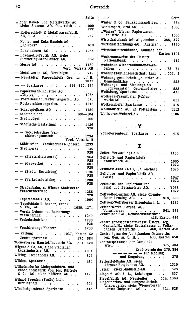 Finanz-Compass 1972 - Page 44