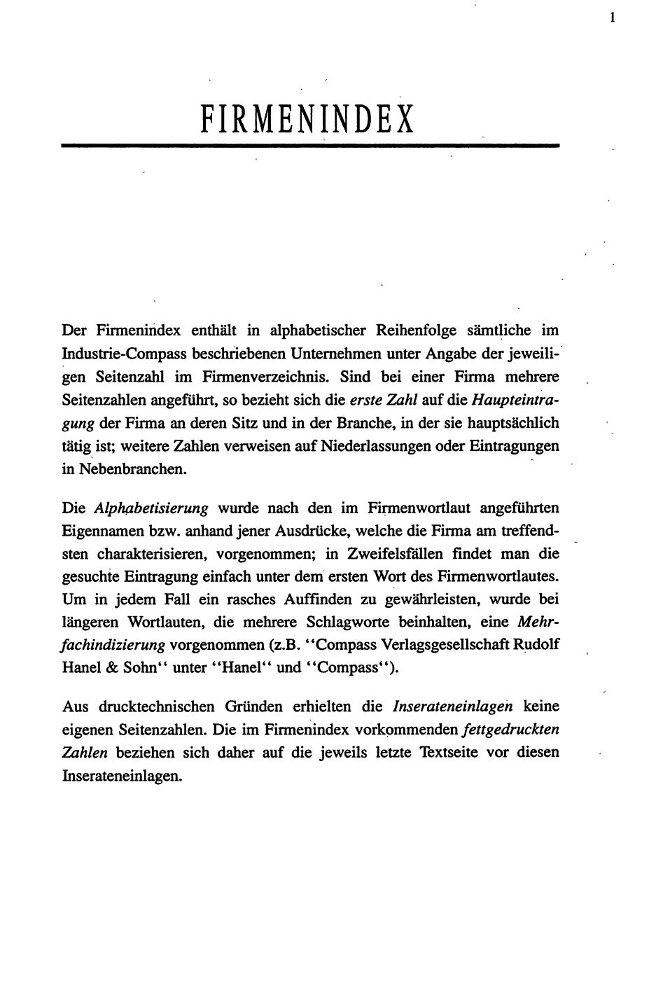 Industrie-Compass 1991/92 - Page 19