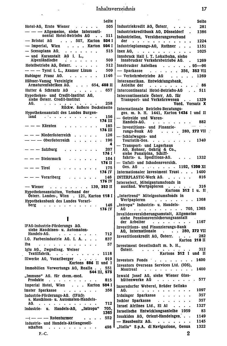 Finanz-Compass 1970 - Page 31